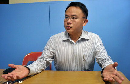 Hougang MP Yaw disappears amid affair rumours