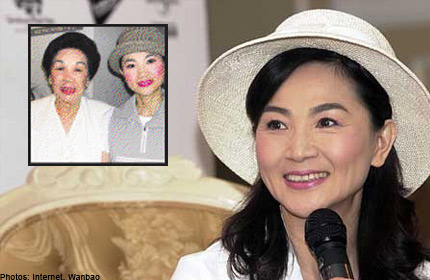 Taiwanese singer Feng Fei Fei dies from lung cancer