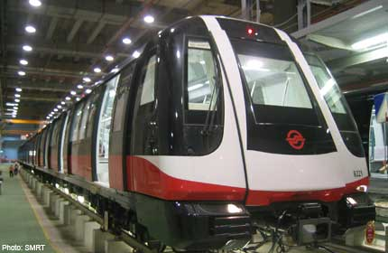 Nel And Circle Line To Get New Mrt Trains