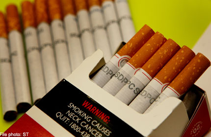 8 tobacco retailers suspended for selling cigarettes to minors