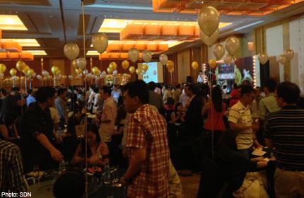 Dating event singapore