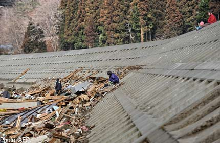 japans tsunami defences