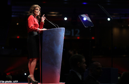 Palin leaves door open to eventual White House bid
