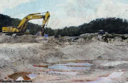 exploring illegal sand mining issues in selangor The company owns and operates quarry and sand mining in selangor, malaysia product includes  exploring illegal sand mining issues in selangor.