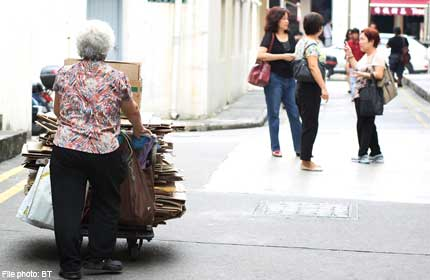 Additional $21 million to assist S'pore's needy