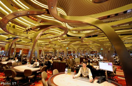 GENTING SINGAPORE shares surge on junket news