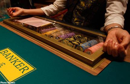 fake gambling