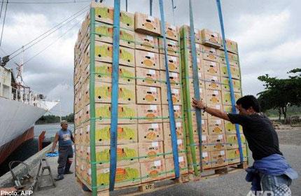 Philippine fruit impounded amid china sea spat for Bureau quarantine philippines