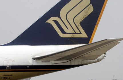 HK-bound SIA jet turns back