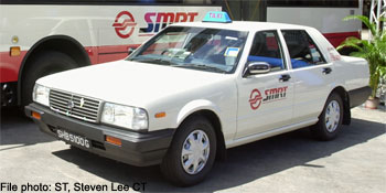 SMRT Taxis to levy 30 cents fuel surcharge