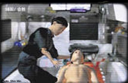 Naked female in ambulance - Picsninja.com