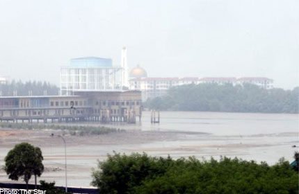 Malacca hit by haze again - Malaysia