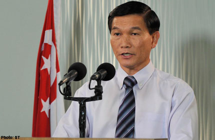 Yam Ah Mee returns as Returning Officer