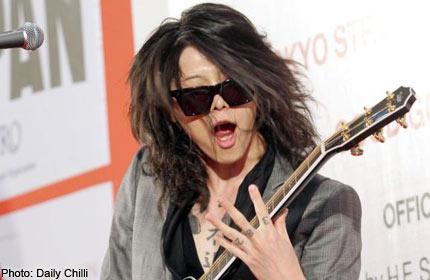 Teen Accident Turned Miyavi To Glam Rocker