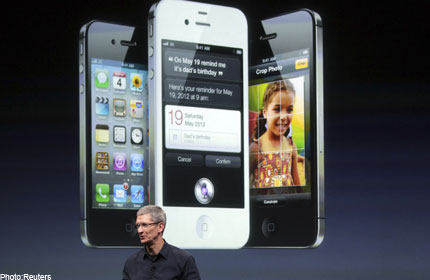 Three telcos offering iPhone 4S on Oct 28