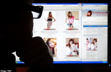 Man loses $97000 in online cybersex scam