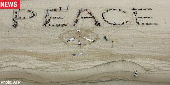 Rassemblement pour la paix à Bondi Beach