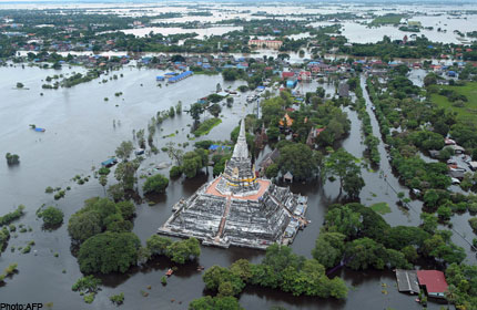 Laos Too Is Dealing With Flooding Issues In What Has Been Considered The Worst A Decade