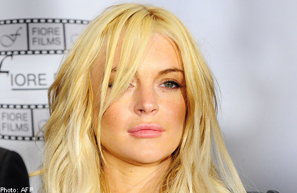 Favorite people: Lindsay Lohan poses nude for Playboy; dad
