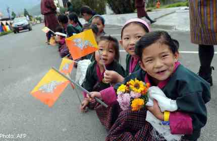 Bhutan is not the 'Shangri-la on earth', says Khaw