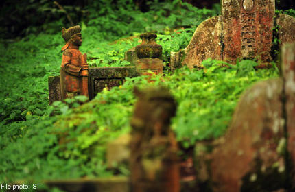 Petition to keep Bukit Brown cemetery - SGClub Forums - Connecting ...