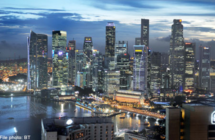 Singapore No.3 destination for wealthiest Chinese
