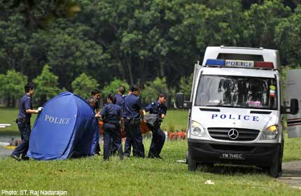 Another body found in Bedok Reservoir on Saturday morning
