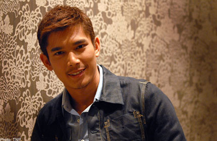 ELVIN NG: I was filled to the brim with emotions