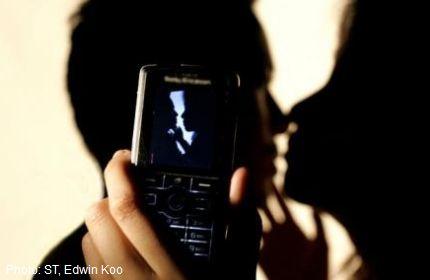 Mobile phone camera sex clips
