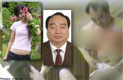 chinese politician sex scandal in Garland