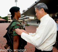 ... national service allowance of $490, came into effect on Dec 22