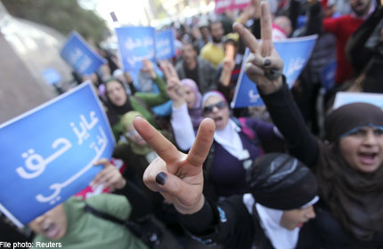 Egypt court orders end to virginity tests