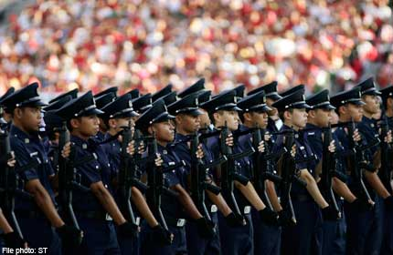 Uniformed officers' pay will remain competitive