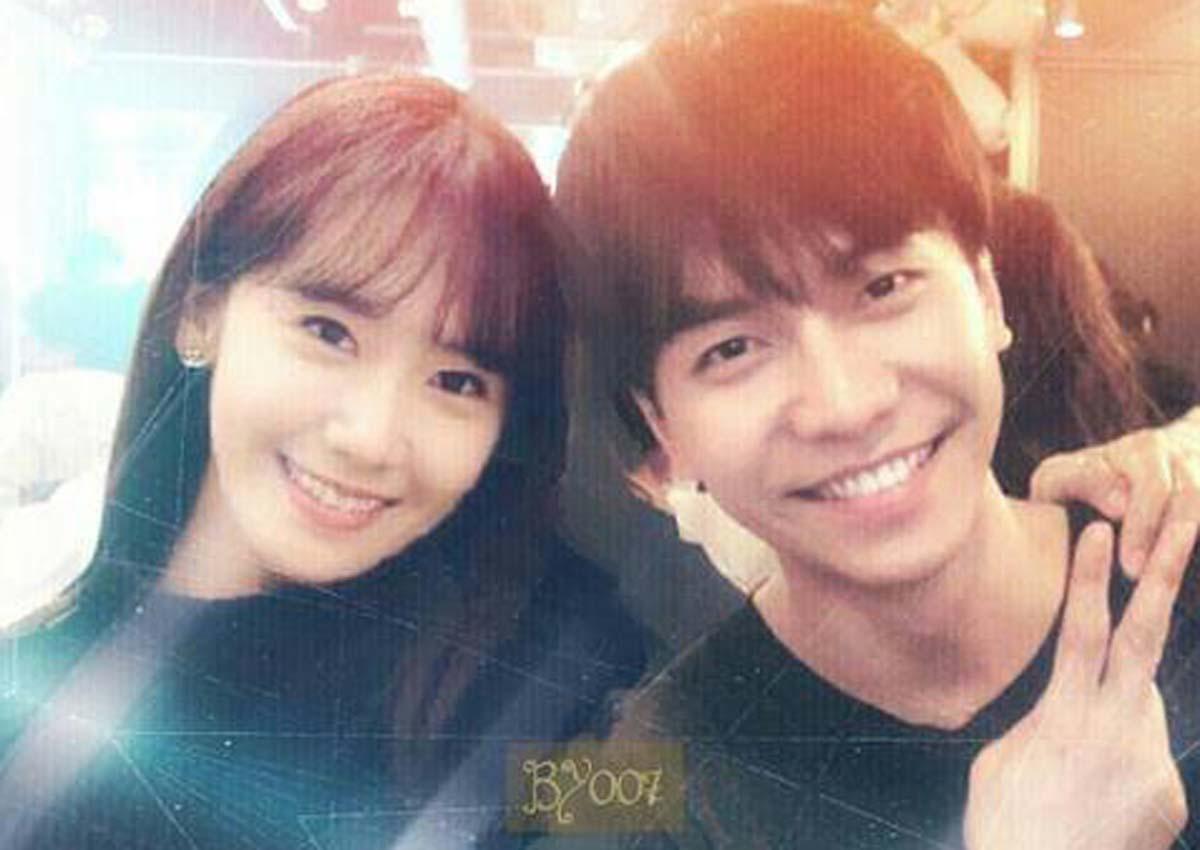 Yoona and lee seung gi dating news on yahoo