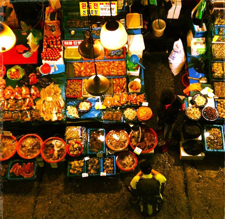 Seoul travel guide top things to do eat see and buy for Wholesale fish market near me