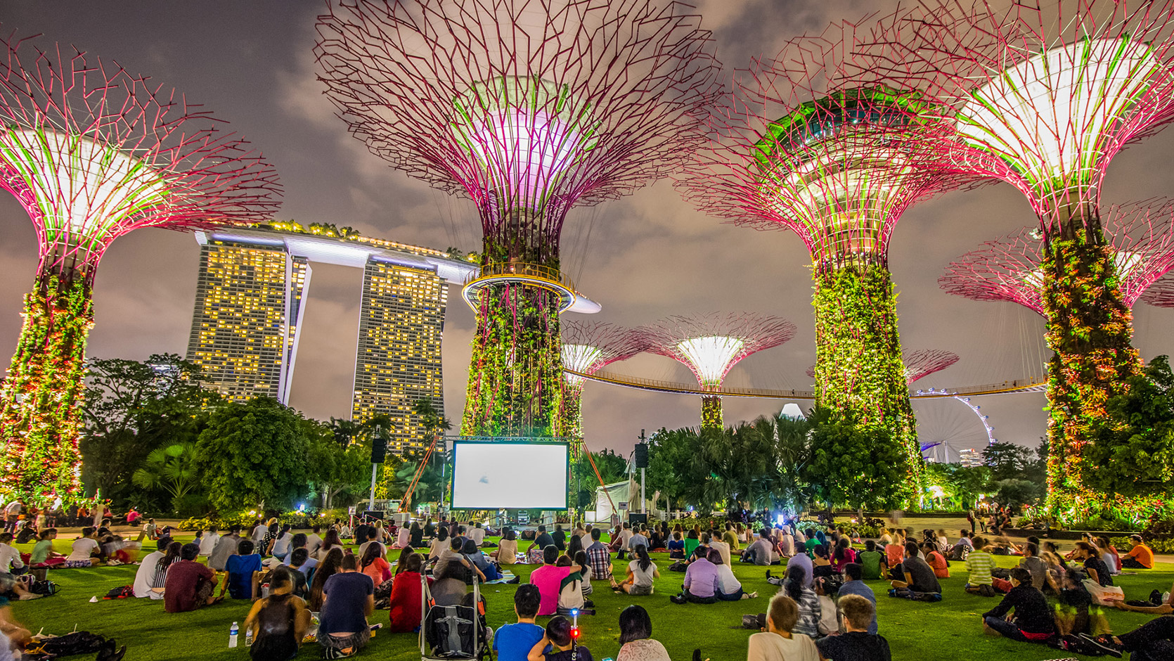 Cheap valentine 39 s day ideas that will please your date and wallet women news asiaone - Garden by the bay festival ...