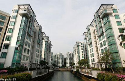PRs, foreigners buying fewer private homes
