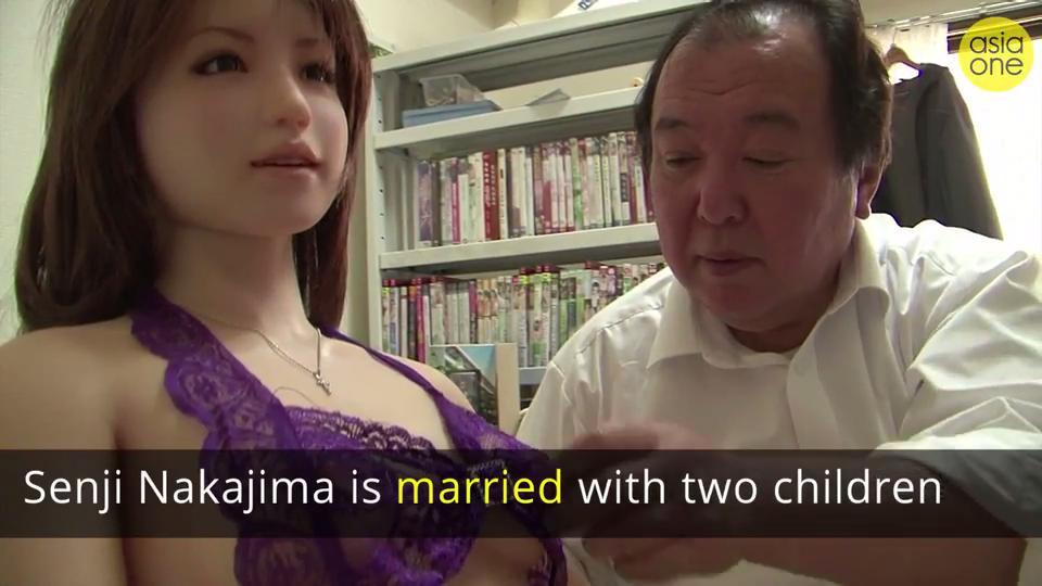 Asiatischer Sex-Jepang