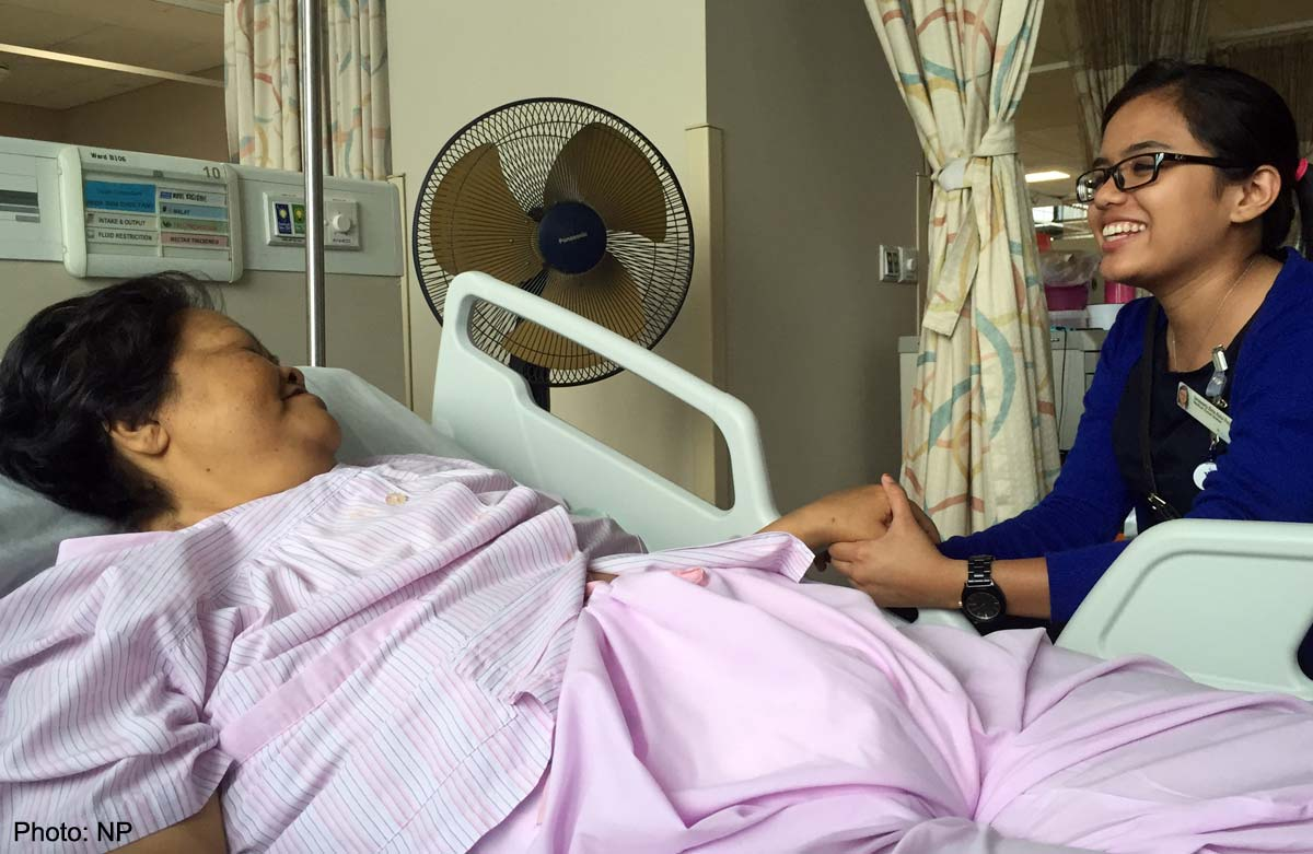 Out Of Hospital But Still In Their Care Health News Asiaone