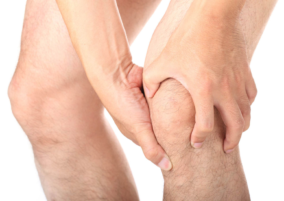inflamație la genunchi)