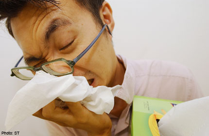 Hives may be linked to sinusitis and thyroid disease, Health