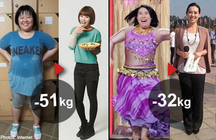 korean comedians' amazing weight loss transformation