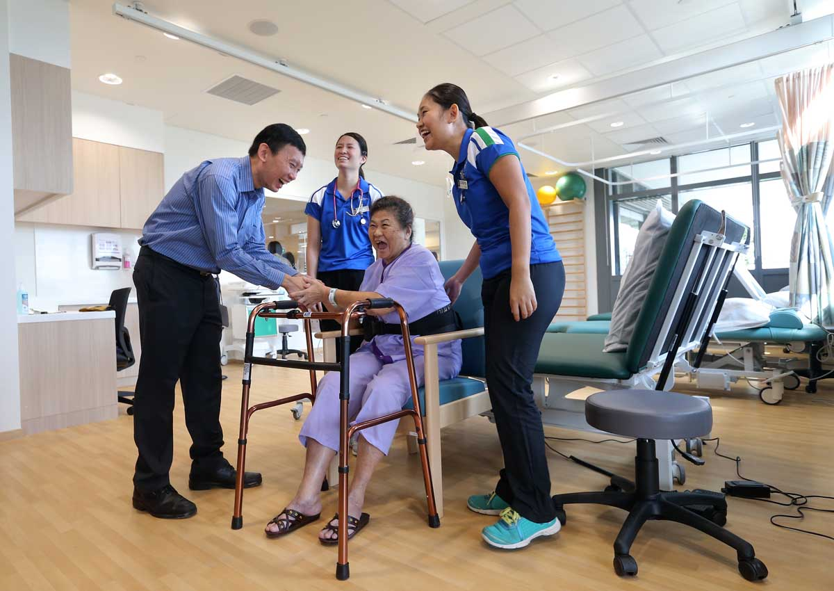 New yishun community hospital opens to patients health news asiaone