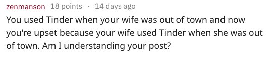 Lonely' husband matches with own wife on Tinder, World News