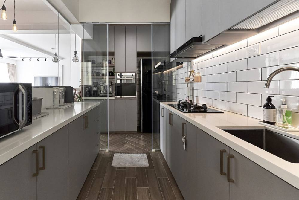 The Great Divide 8 Wet And Dry Kitchen Ideas In Singapore Lifestyle News Asiaone