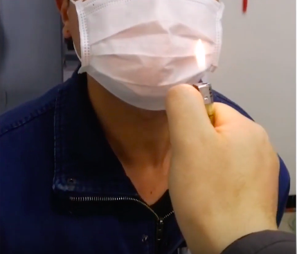 COVID-19: This Video Shows 5 Easy Ways To Test If Your Mask Is Real Or Fake