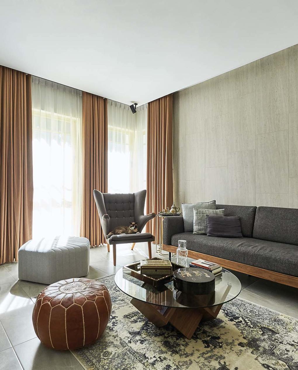 House Tour A Luxe Open Condominium Apartment In Siglap