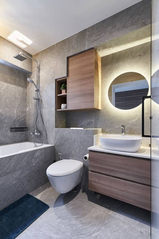 20 Beautiful Hdb Bathrooms With Bathtubs Lifestyle News Asiaone