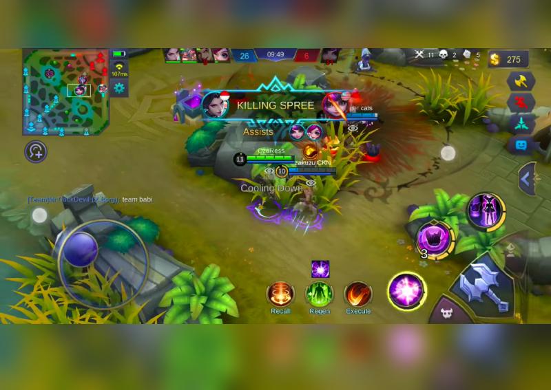 Mobile Legends: Bang Bang World Championship playoffs coming