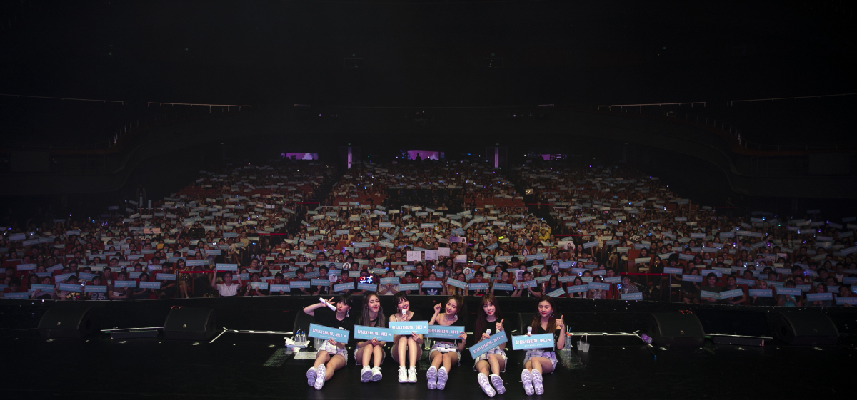 Most ambitious crossover? Gfriend takes on 'Infinity War' at